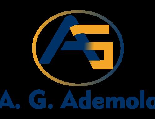 A. G. Ademola Visual Identity
