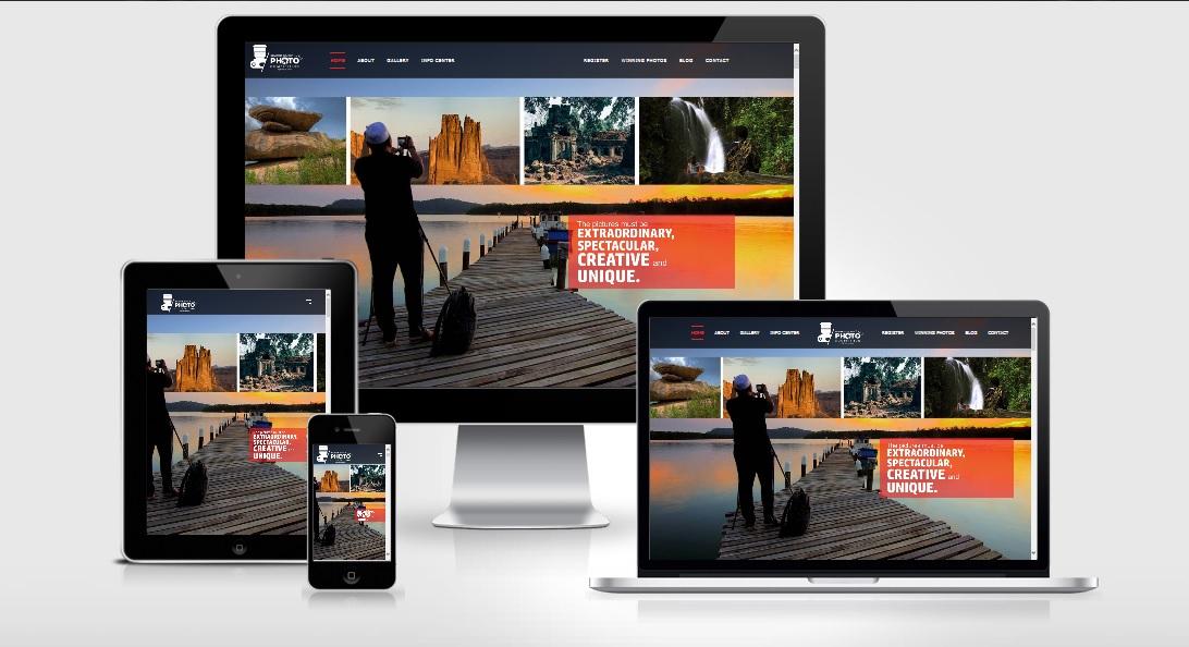 Deft Packet Responsive web design - RTPC Website