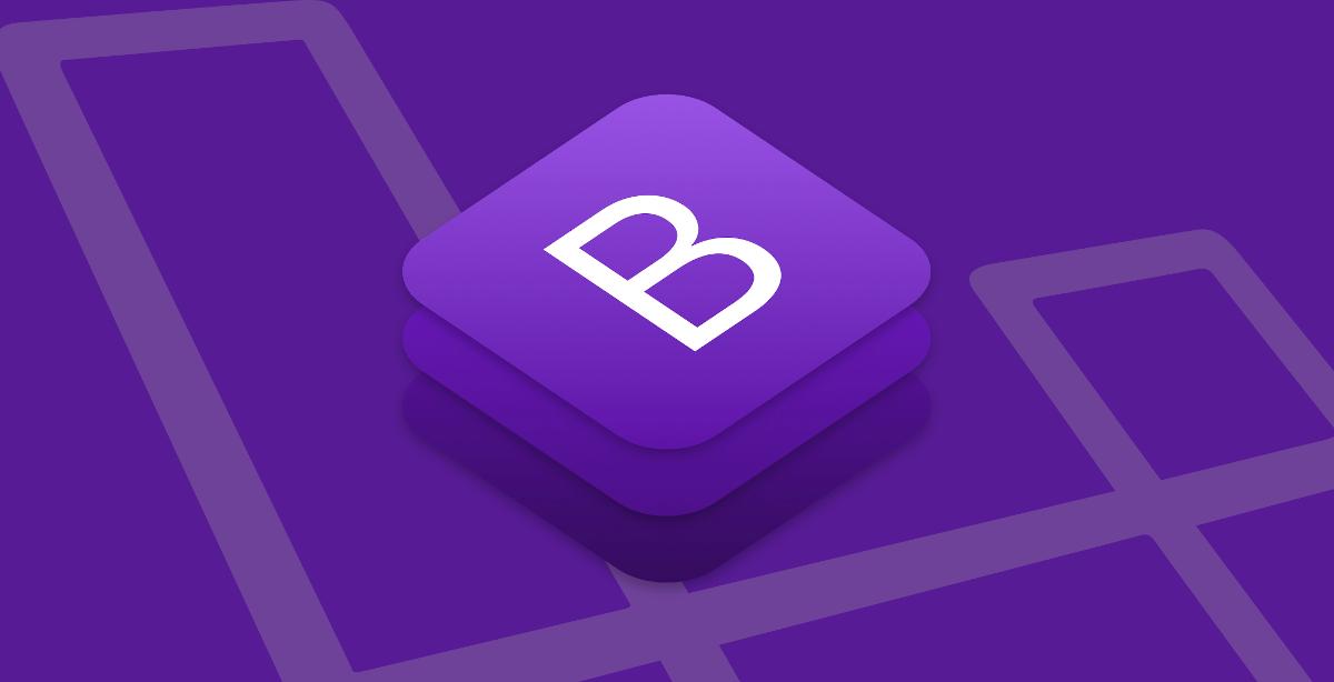 Bootstrap logo image