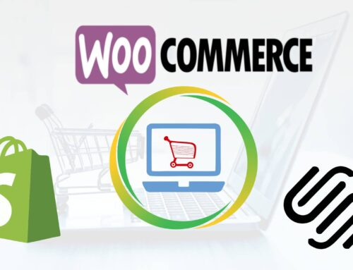 The Supremacy of ecommerce platforms: Squarespace, Shopify or WooCommerce